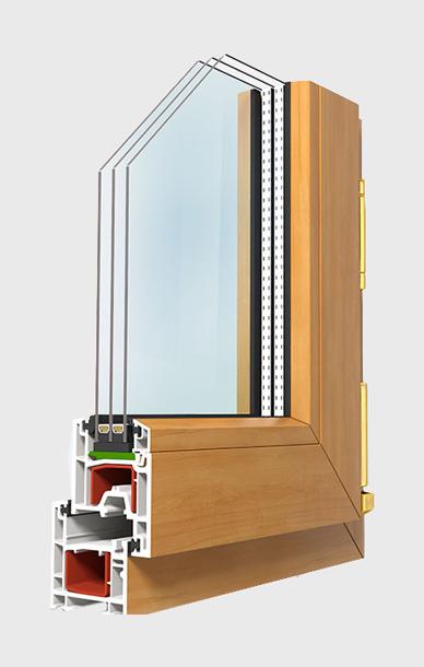 окна KBE58_color